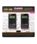 NEW Casio FX-300ESPLS2-S 2nd Edition Scientific Calculator, 2-pack FREE ... - $23.99