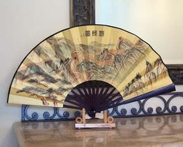 Winding Great Wall Table Display Fans - $18.95