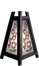 "10.5"" Triangular Cut Flower Lamp Decorative Lamps - $20.95"
