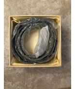 Solo Fox Ratchet Belt Size 48 Waist, Still In box, Never used, Black, Se... - $21.66