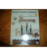 French Country Classiques Cute & Classic Folk Art Featuring  - $7.50