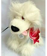 "Disney Little Mermaid Max Macy's Sheepdog Plush Stuffed Animal 16"" NWT NEW  - $49.45"