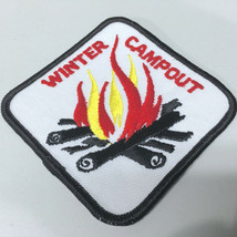 VTG BSA Boy Scouts St. Louis Area Gravois Winter Campout Patch - $7.31