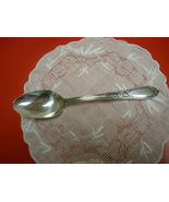 "1937 Pattern ""Camille "" -   Oneida Community Par Plate Tea Spoon - $10.40"