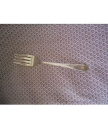 "1938 Pattern "" MARY LOU ""  - Wm. Rogers  IS Salad Fork - $10.00"