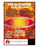 10 Hand & Body Warmers - $25.00