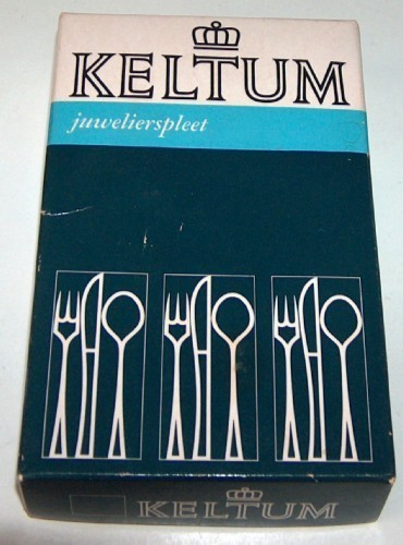 Cocktail Stainless Steel Fork Set by Keltum