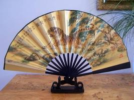 Tiger Table Display Fans - $18.95
