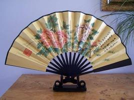 Wild Bouquet Table Display Fans - $18.95