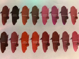 Choose From 50+ Shades BITE AMUSE BOUCHE LIPSTICK NWOB 1.55g SOLD OUT Discontind image 1