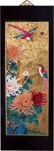 """23.5"""" Red Robins Return Wall Carvings - $39.95"""