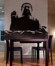 "42"" x 59"" Chinese Buddha Wall Decal Asian Art Wall Stickers - $51.95"