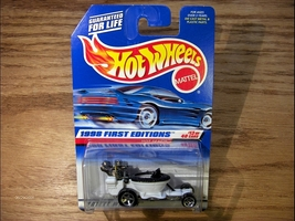 Hot Wheels Hot Seat #648 #2 - $2.95