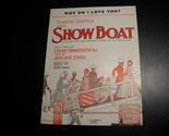 Sheet music show boat why do i love you hammerstein kern ziegfeld 1926 05 thumb155 crop