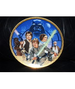Star Wars 1988  10th Anniversary Commemorative Plate - $39.99