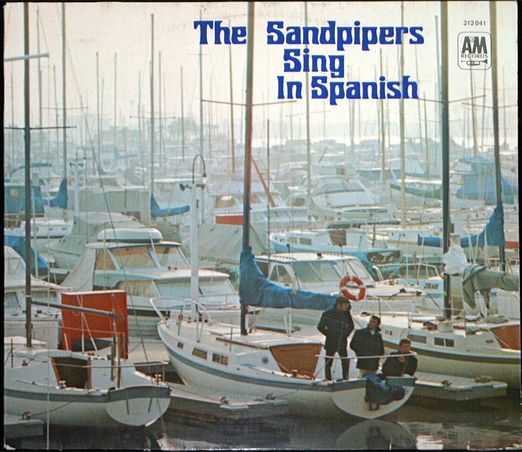 The sandpipers sin in spanish cover