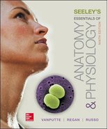 Seeley's Essentials of Anatomy and Physiology [Hardcover] VanPutte, Cinn... - $34.94