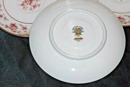 Noritake China (8 Saucers) Charmaine 5506 AA20-2360B Vintage image 2