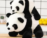size panda bear plush stuffed animal doll animals toy pillow cartoon kawaii dolls thumb155 crop