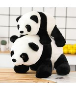 Cute Baby Large Size Panda Bear Plush Stuffed Animal Doll Animals Toy Pi... - $41.50