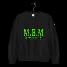 M.B.M's (brand) Unisex Sweatshirt (Green) - $28.99+