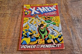 The X-Men #73 (Marvel, 1971) El Tigre 1st Appearance FN Condition - $24.09