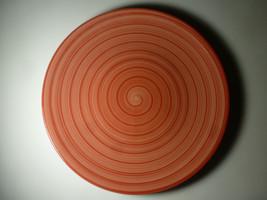 "Swirl Hand Painted 10.5"" Dinner Plate - $14.84"