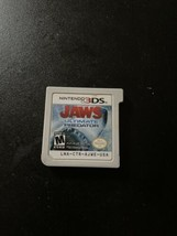 Jaws: Ultimate Predator (Nintendo 3DS, 2011) Tested Working Cartridge Only  - $16.82