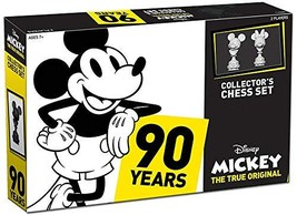 USAOPOLY Mickey The True Original Chess Set 90th Anniversary | Collectable - $58.78