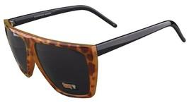 NEW Quay Eyeware Australia 1477 Leopard Tortoise Black 100% UV Sunglasses Shades image 2