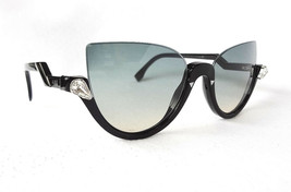 FENDI Women's Sunglasses FF0138/S 029A-IE 52-19-140 Black MADE IN ITALY ... - $199.95