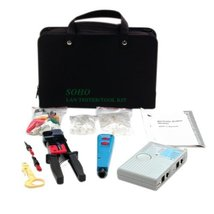 StarTech CTK400LAN Professional RJ45 Network Installer Tool Kit with Car... - €144,37 EUR