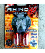 Rhino Platinum 17000 - Now Double POWER - ( 5) PACK (2) PILLS PER CARD - $39.99