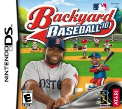 Backyard Baseball 2010 - Nintendo DS [video game] - $42.70