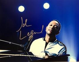 JOHN LEGEND AUTOGRAPHED Hand Signed 11x14 PHOTO R&B SINGER w/COA PIANO - $89.99