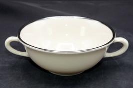 Lenox Platinum / Montclair * CREAM SOUP BOWL * Excellent! - $29.69