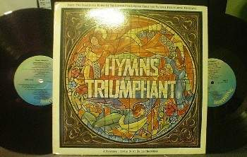 London Philharmonic Choir - Hymns Triumphant - Birdwing (Sparrow) BWR 2023