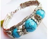 378 silver turquoise bracelet thumb155 crop
