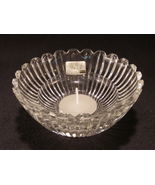 Pair Mikasa Crystal Marquette Votive Candle Holders - (SKU#1669) - $15.99