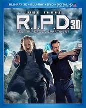 R.I.P.D. [Blu-ray + 3D + DVD] (2013)
