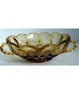 Vintage Anchor Hocking Double Handle Nappy Dish // Candy/Nut Dish  - $10.00