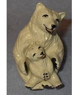 Polar Bear Figural Salt and Pepper Set Ceramic Arts Studio - $17.95
