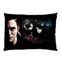 "BRAND NEW Edward Cullen Twilight pillow case 30""X20"" Full Size Pillowcase - $16.99"