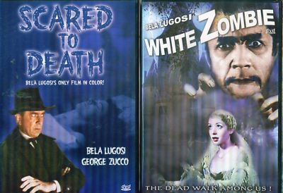 BELA LUGOSI: Ape-Kiss-Dragon-Death-Zombie - NEW 5 DVD