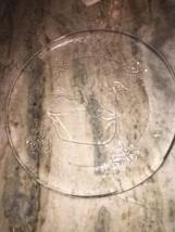Swan Clear Crystal Plate - $15.84
