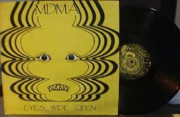 MDMA - Eyes Wide Open / Testify / Wild - Red Rhino/Cartel CA
