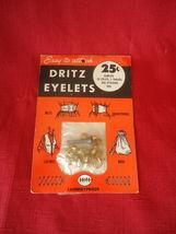 Vintage Dritz Eyelets  No 637 - $7.80