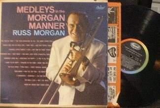 Russ Morgan - Medleys in the Morgan Manner - Capitol T-1703