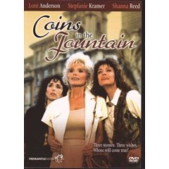 COINS IN THE FOUNTAIN Loni Anderson+Stef Kramer NEW DVD