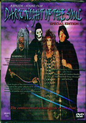 DARK NIGHT OF THE SOUL: Rare John Brodie - NEW OOP DVD